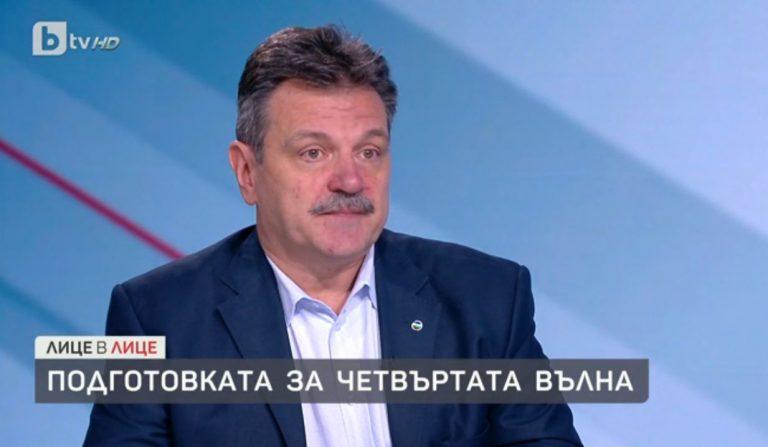 Д-р Александър Симидчиев пред bTV