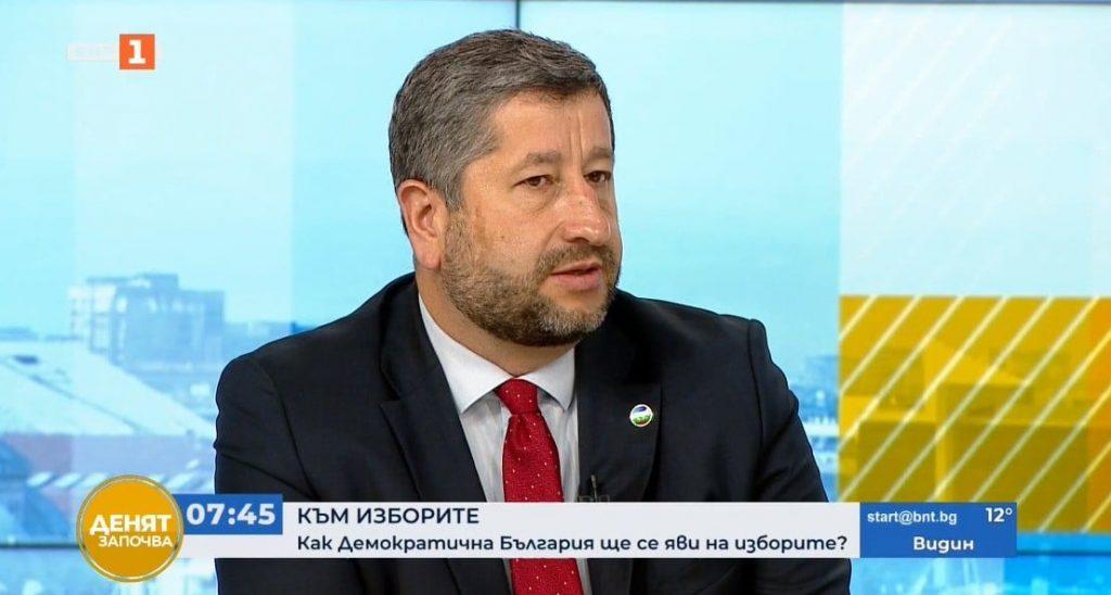 Христо Иванов: Преди да раздаваме пари, трябва да дадем шанс на икономиката да ги произведе