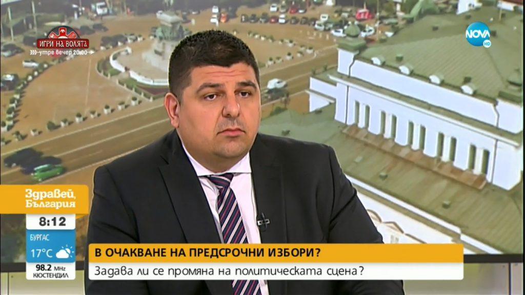 Ивайло Мирчев: Надяваме се на следващите избори партиите да се държат по-адекватно