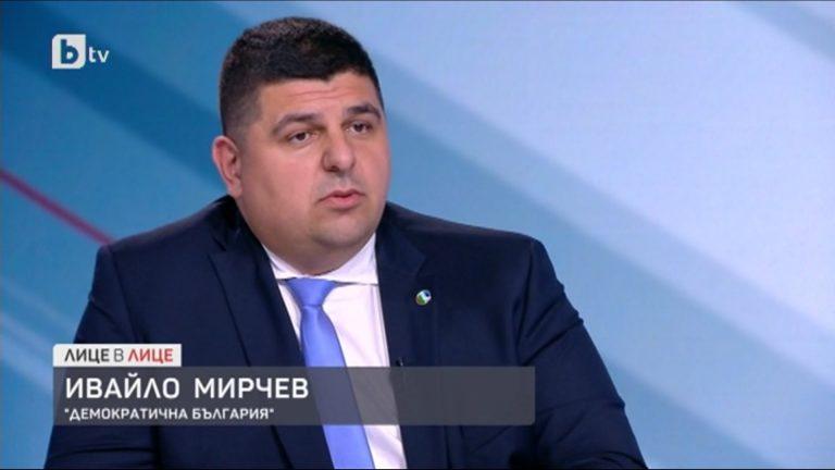 Ивайло Мирчев пред bTV