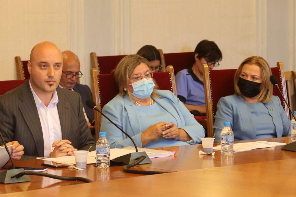 Проектът за закриването на спецсъда и спецпрокуратурата тръгна в Народното събрание