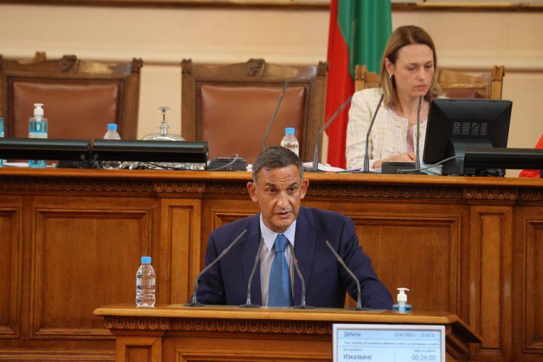 Стефан Тафров с въпроси към екоминистъра за замърсяванията на въздуха в Русе