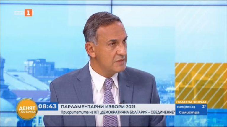 Стефан Тафров пред БНТ